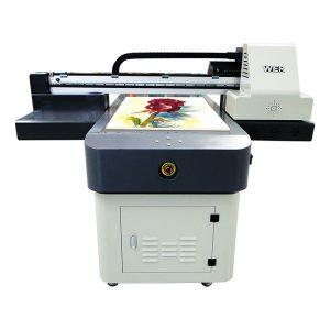 Kunststoff-Rundflaschen-UV-Drucker für Handyhülle, T-Shirt, Leder, Acryl