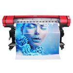 6-Farben-Flexo-Banner-Lösemittel-Tintenstrahldrucker