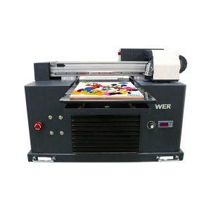 kleiner uv-flachbettdrucker