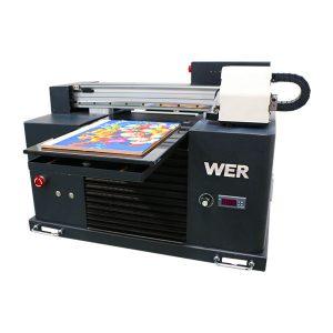 a3 uv-drucker, erweiterte kleine automatische uv-flachbettdrucker