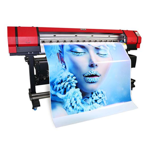 1.6m Outdoor Eco-Solvent kleine PVC-Vinyldrucker