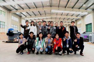 B2B-Mitarbeiter in der Zentrale, 2015 3