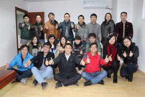 B2B-Mitarbeiter in der Zentrale, 2015 4
