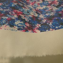 Digitales Textildruckmuster 2 vom digitalen Textildrucker WER-EP7880T