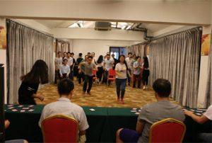 Indoor-Erweiterungsaktivitäten, 2015