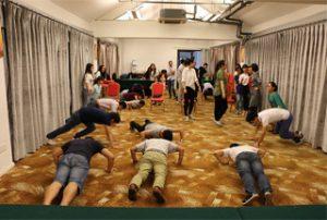 Indoor-Erweiterungsaktivitäten, 2015 4