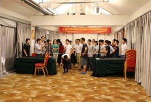 Indoor-Erweiterungsaktivitäten, 2015 5