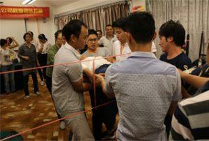 Indoor-Erweiterungsaktivitäten, 2015 6