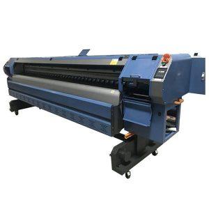 512i druckkopf digital vinyl flex banner solvent drucker / druckmaschine