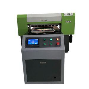 Bestseller-T-Shirt-Textilflachbettdrucker-Acryl-Kleidungsstück-Drucker-Flachbettdruckmaschine