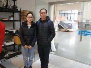 Herr Hernan Rodriguez aus Kolumbien