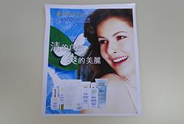 PVC-Banner, das mit einem 3,2 m (10 Fuß) Öko-Lösemitteldrucker gedruckt wurde WER-ES3201 3