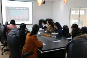 Performance Review Meeting, 2015