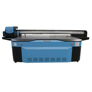 Großformat-Hochgeschwindigkeits-Digital-Flachbett-Porzellan-UV-Drucker für den Glasdruck