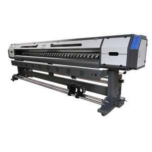 3.2m dgi 5113 Kopf Eco-Solvent-Drucker 10 Fuß Flex-Banner-Druckmaschine