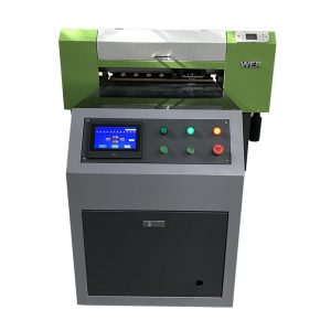 PVC-Drucker Großformat-Leinwanddrucker Golfball-Druckmaschine WER-ED6090UV