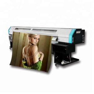 3,2 m phaeton ud-3208p Werbeplakatdruckmaschine für Außenwerbung